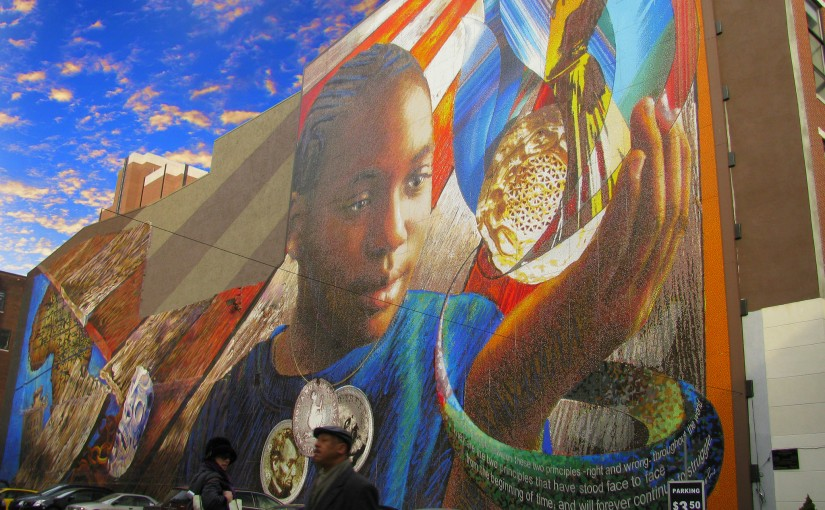 Lincoln Legacy Project: Josh Sarantitis & Eric Okdeh. 707 Chestnut Street, Philadelphia, PA